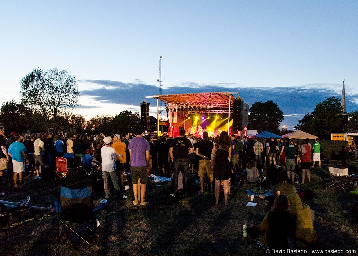 Wolfe Island Music Festival 2013