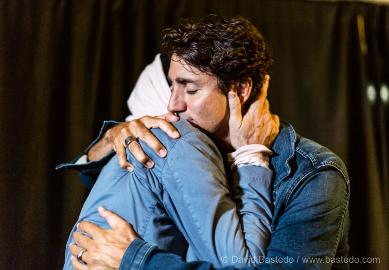 12Gord Downie And Prime Minister Justin Trudeau