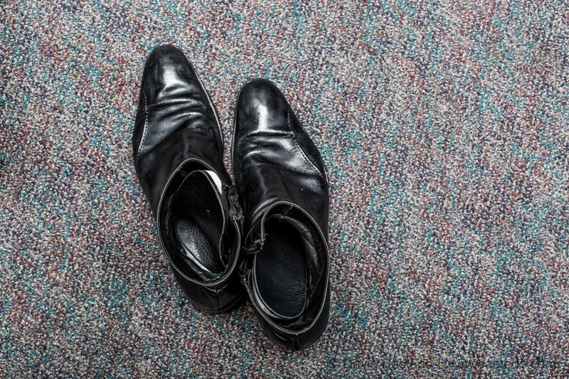 Gord Downie - Empty Shoes