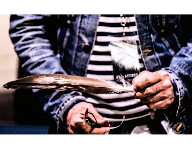 Gord Downie - Eagle Feather - The Secret Path - Ottawa