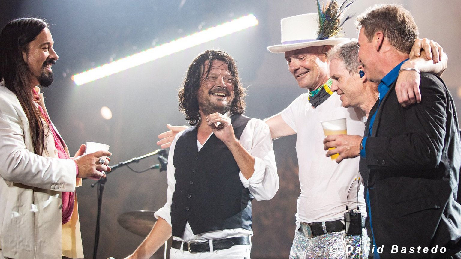 New Authorized images of The Tragically Hip